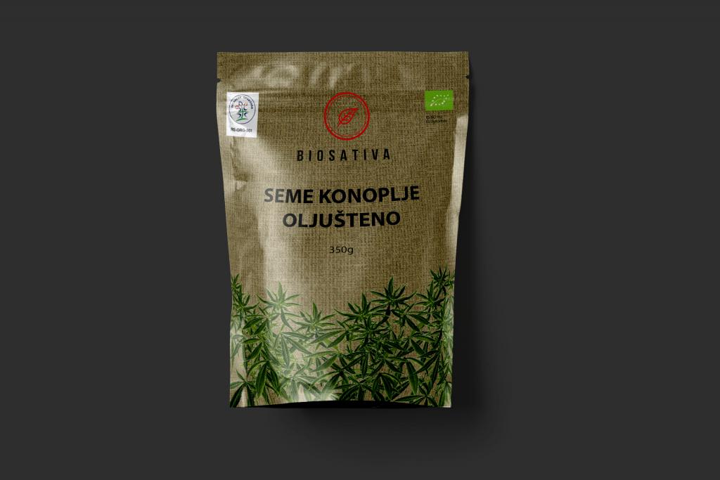 Biosativa Pakovanje