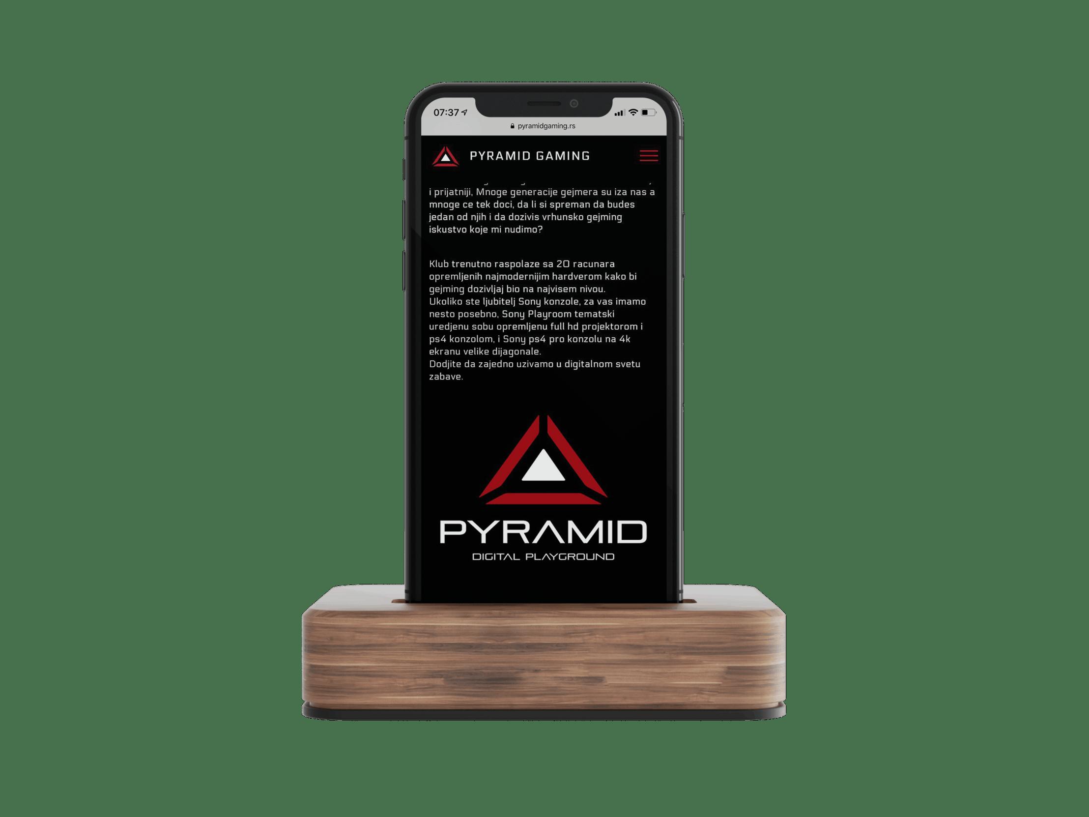 Pyramid Gaming